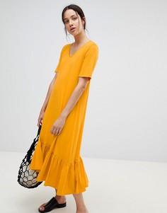Платье Kowtow Building Block - Желтый