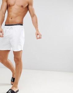 Шорты для плавания Calvin Klein - Белый