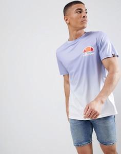 Сиреневая футболка ellesse Eularia - Фиолетовый