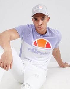 Сиреневая футболка ellesse - Фиолетовый