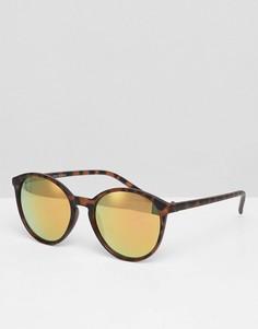 Солнцезащитные очки в черепаховой оправе Vans Horizon - Мульти