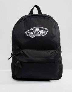 Черный рюкзак Vans Realm - Черный