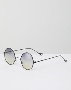 Черные солнцезащитные очки AJ Morgan - Черный