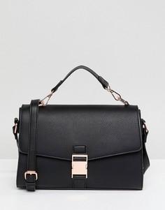 Черная сумка через плечо Skinnydip Alva - Черный