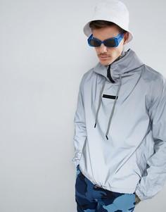 Серая светоотражающая куртка Religion 3M - Серый
