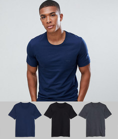 3 футболки BOSS Bodywear - Мульти