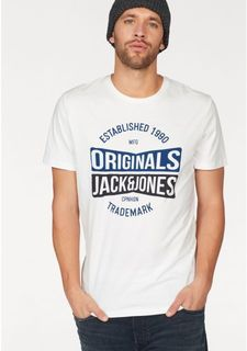 "Футболка ""JOR MUSAI TEE SS CREW NECK"" JACK & JONES"