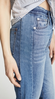 Madewell Pieced Perfect Summer Jeans