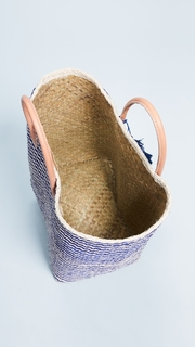 Hat Attack Large Provence Tote Bag
