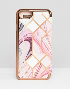 Чехол для iPhone 8 Ted Baker - Мульти