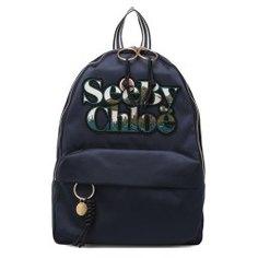 Рюкзак SEE by CHLOE 9S7915 темно-синий
