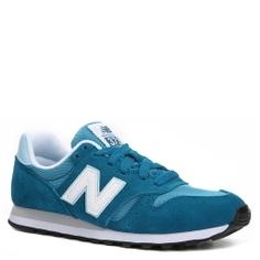 Кроссовки NEW BALANCE WL373 зелено-синий