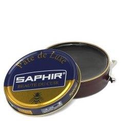 Крем для обуви SAPHIR PATE DE LUXE бордовый