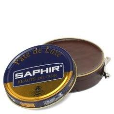 Крем для обуви SAPHIR PATE DE LUXE коричневый