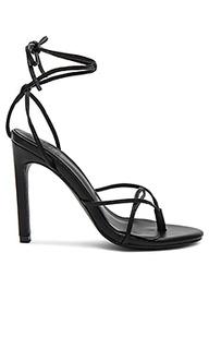 Сандалии на каблуке cecile - RAYE