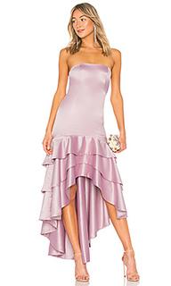 Вечернее платье без бретелек imogen - Lovers + Friends