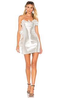 Облегающее платье-бандо frost - X by NBD