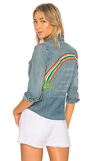 Денимовая рубашка - Pam & Gela