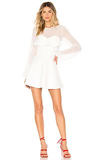 Мини-платье с длинным рукавом newport - Privacy Please