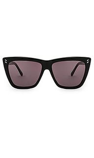Солнцезащитные очки square acetate - Stella McCartney
