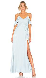 Вечернее платье с открытыми плечами taylor - Lovers + Friends