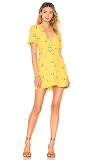 Мини платье с вышивкой daffodil - Privacy Please