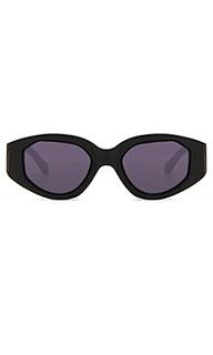 Солнцезащитные очки castaway - Karen Walker