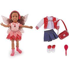 """Кукла Kruselings  """"Джой"""", 23 см, делюкс набор"""