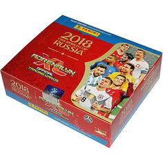 "Бокс с игровыми карточками (24 пакетика по 6 карточек) Panini ""FIFA World Cup Russia 2018 Adrenalyn XL"""