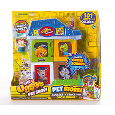 "Набор ""Зоомагазин"" (2 домика+фигурка), Ugglys Pet Shop Moose"
