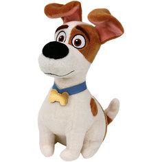 Мягкая игрушка Собака терьер Макс, Тайная жизнь домашних животных TY