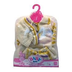 Одежда для кукол: свитер, 30x20см, JUNFA