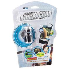 "Развивающая игрушка Bondibon ""Объектив-микроскоп на камеру смартфона"""