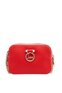 Красная сумка Rubylou Mini Christian Louboutin