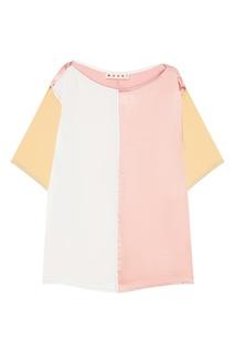 Блузка color-block Marni
