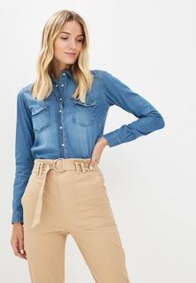 Рубашка джинсовая Pink Woman