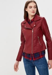Куртка кожаная Pink Woman