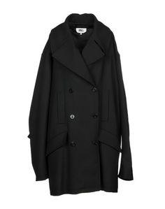 Пальто Mm6 Maison Margiela