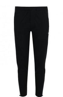 Хлопковые брюки с поясом на резинке Polo Ralph Lauren