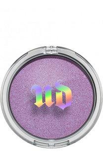 Пудра для лица с эффектом сияния Disco Queen Holographic Highlight Powder Urban Decay