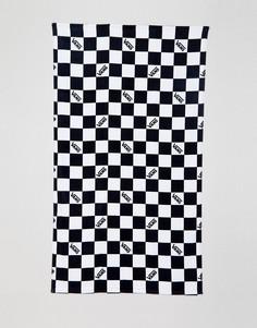 Пляжное полотенце с шахматным узором Vans - Мульти