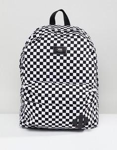 Рюкзак с шахматным узором Vans Old Skool Ii - Мульти