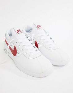 Белые кроссовки Nike SB Bruin Max Vapor 882097-100 - Белый