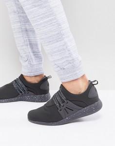 Трикотажные кроссовки Project Delray Wavey - Черный