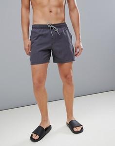 Черные шорты для плавания Protest Dave - 16 дюймов - Черный
