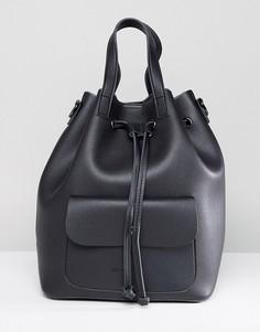 Рюкзак без подкладки Claudia Canova - Черный