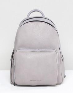 Рюкзак с молниями Juicy Couture - Серый