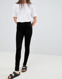 Облегающие джинсы с классической талией Waven Asa - Черный