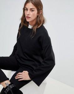 Свитшот Vero Moda - Черный