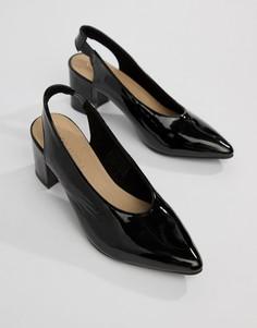 Лакированные туфли Vero Moda - Черный